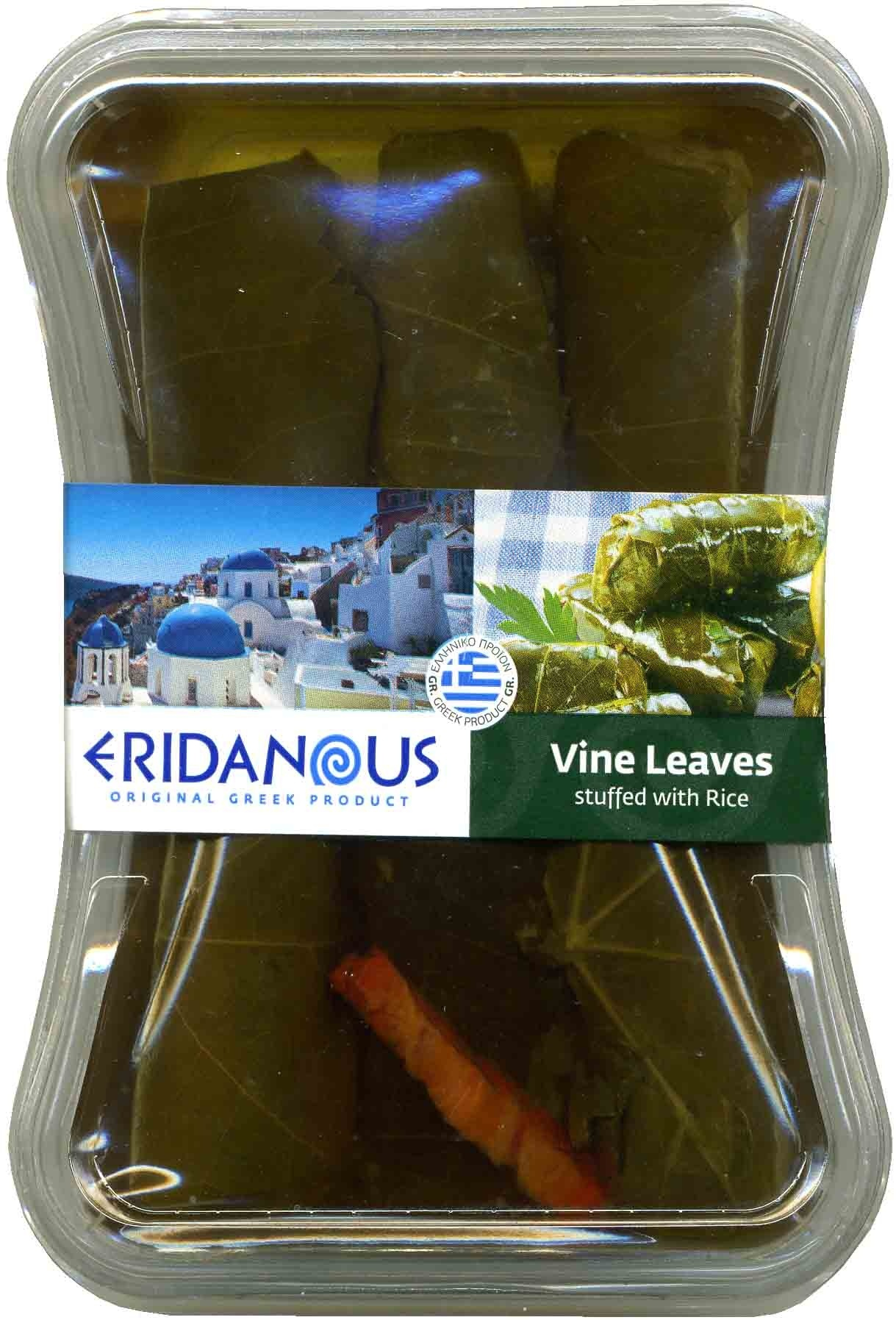 Vine leaves stuffed with rice - Produit