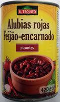 Alubias rojas picantes - Producto