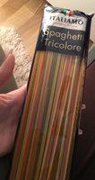 Spaghetti Tricolore - Produit