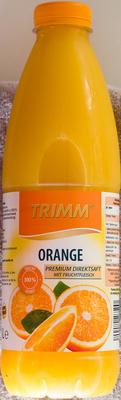 Orange - Produkt