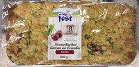 Gâteau au Crumble Cerise - Produit - fr