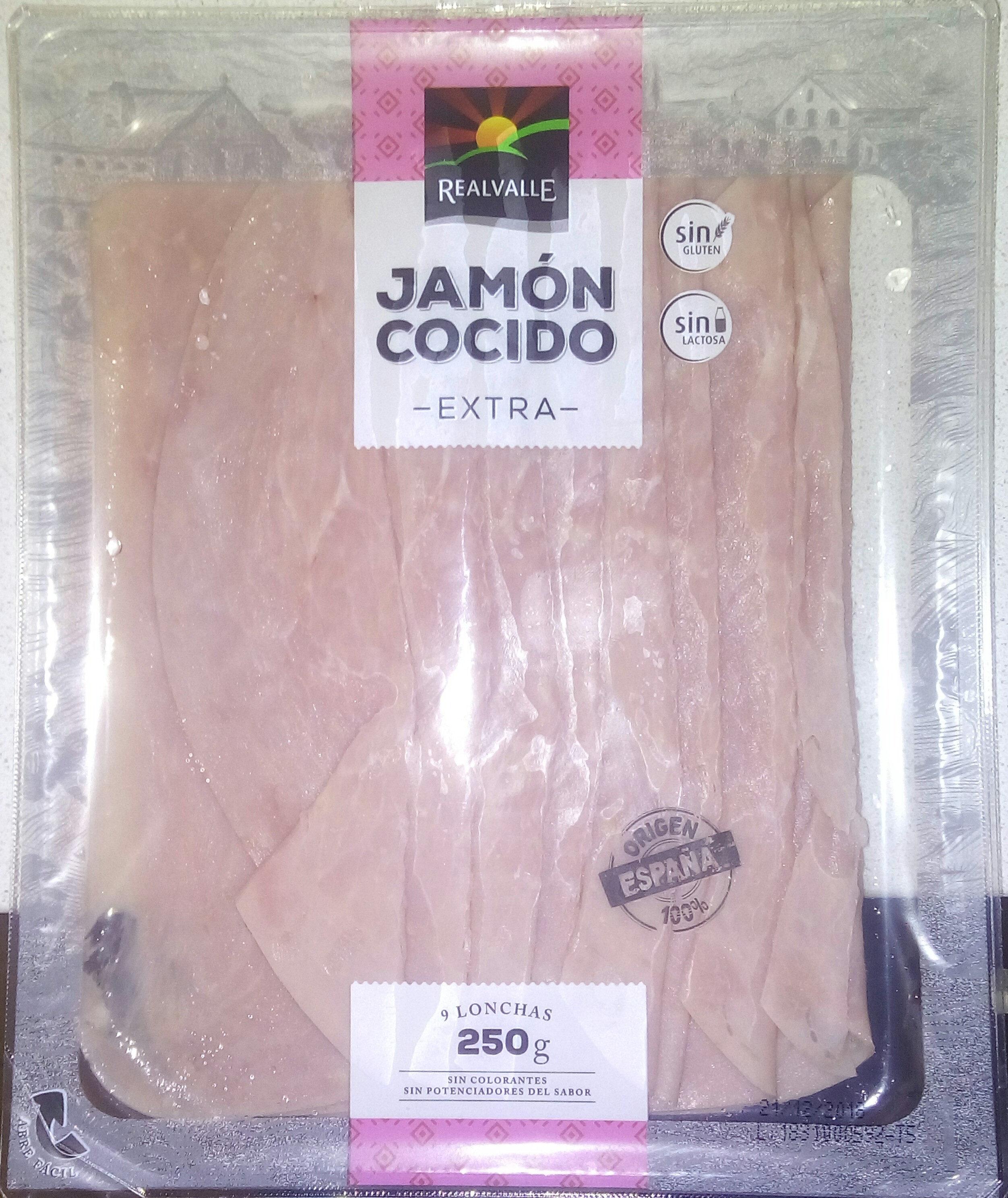 Jamón cocido - Producto - es
