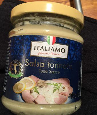 Sauce au Thon - Product - fr