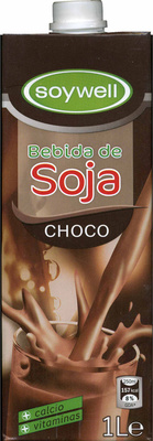 Bebida de soja con chocolate - DESCATALOGADO - Product
