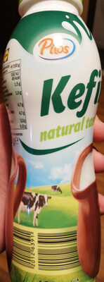 Kefir - Продукт - bg