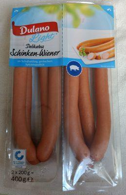 Delikatess Schinken-Wiener Light - Producto