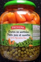 Petits pois et carottes (extra fins) - Product