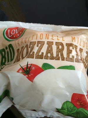 Bio Mozzarella - Produit - de