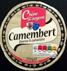 Camembert finesse & caractère - Product