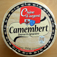 Camembert finesse & caractère - Product - fr