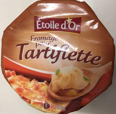 Fromage pour tartiflette - Produit