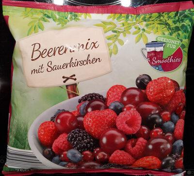 Beerenmix mit Sauerkirschen - Product - de