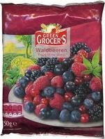 Fruits rouges - Produkt