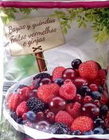 Fruits rouges - Producto