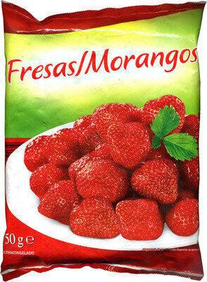 Gefrorene Erdbeeren - Prodotto - es