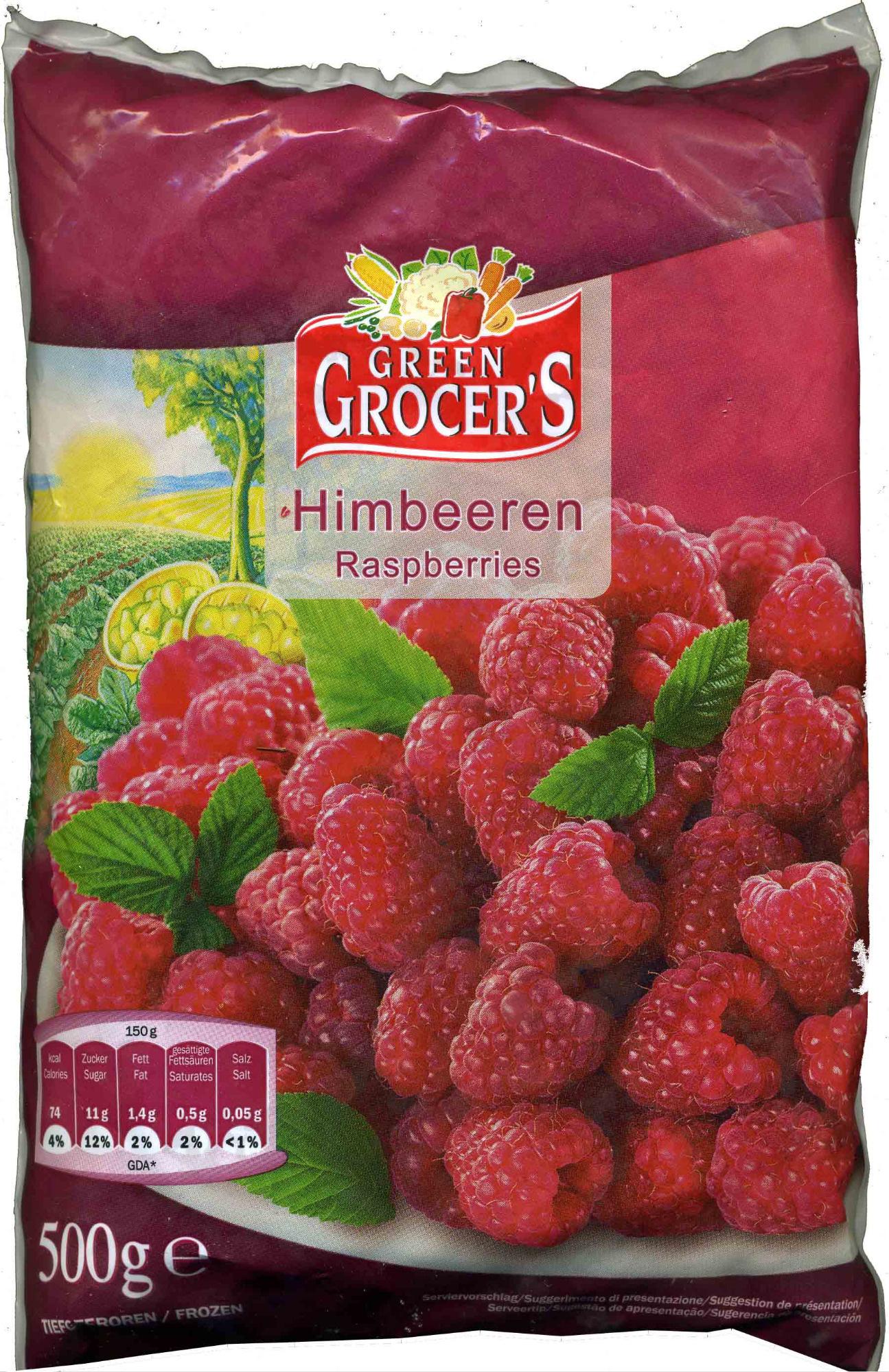 Himbeeren - Producte
