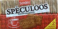 Spéculoos, biscuits à la canelle - Produit - fr