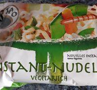 Nouilles Instantanées saveur Légumes - Product - fr