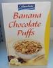 Banana Chocolate Puffs - Product