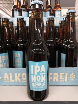 IPA - Non alcoholic - Product