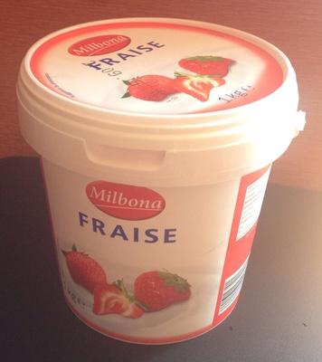 Creme Joghurt mild Erdbeere - Produit - fr