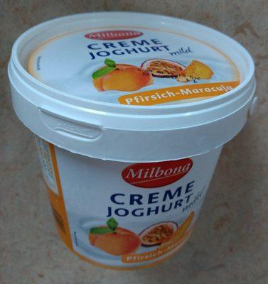 Creme Joghurt mild Pfirsich-Maracuja - Produkt