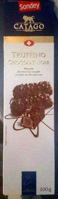Truffino Chocolat Noir - Produit