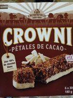 Crowni Pétales de cacao - Product - fr