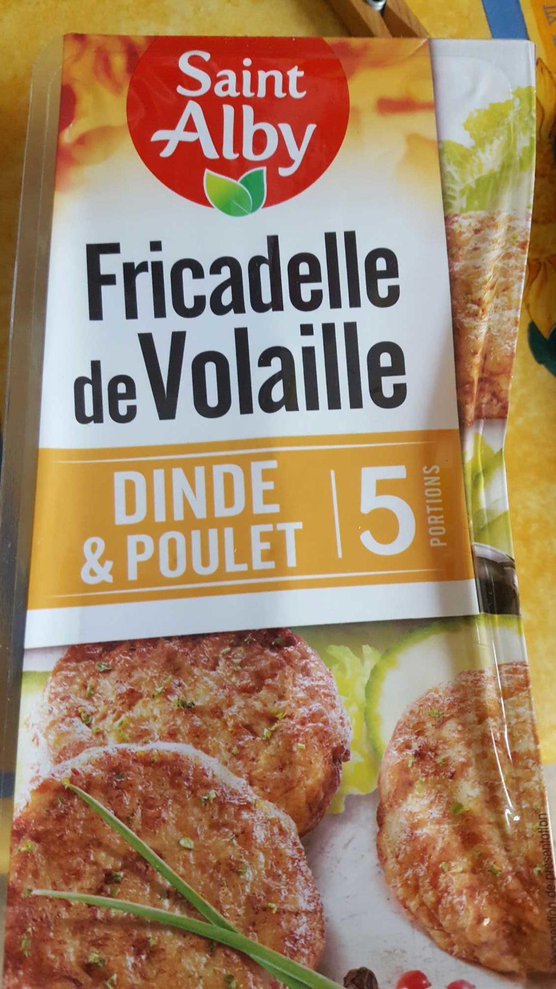 Fricadelle de Volaille - Dinde & Poulet - Product