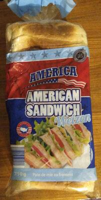 AMERICAN SANDWICH Weizen - Product