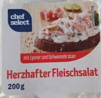 Herzhafter Fleischsalat - Product - de
