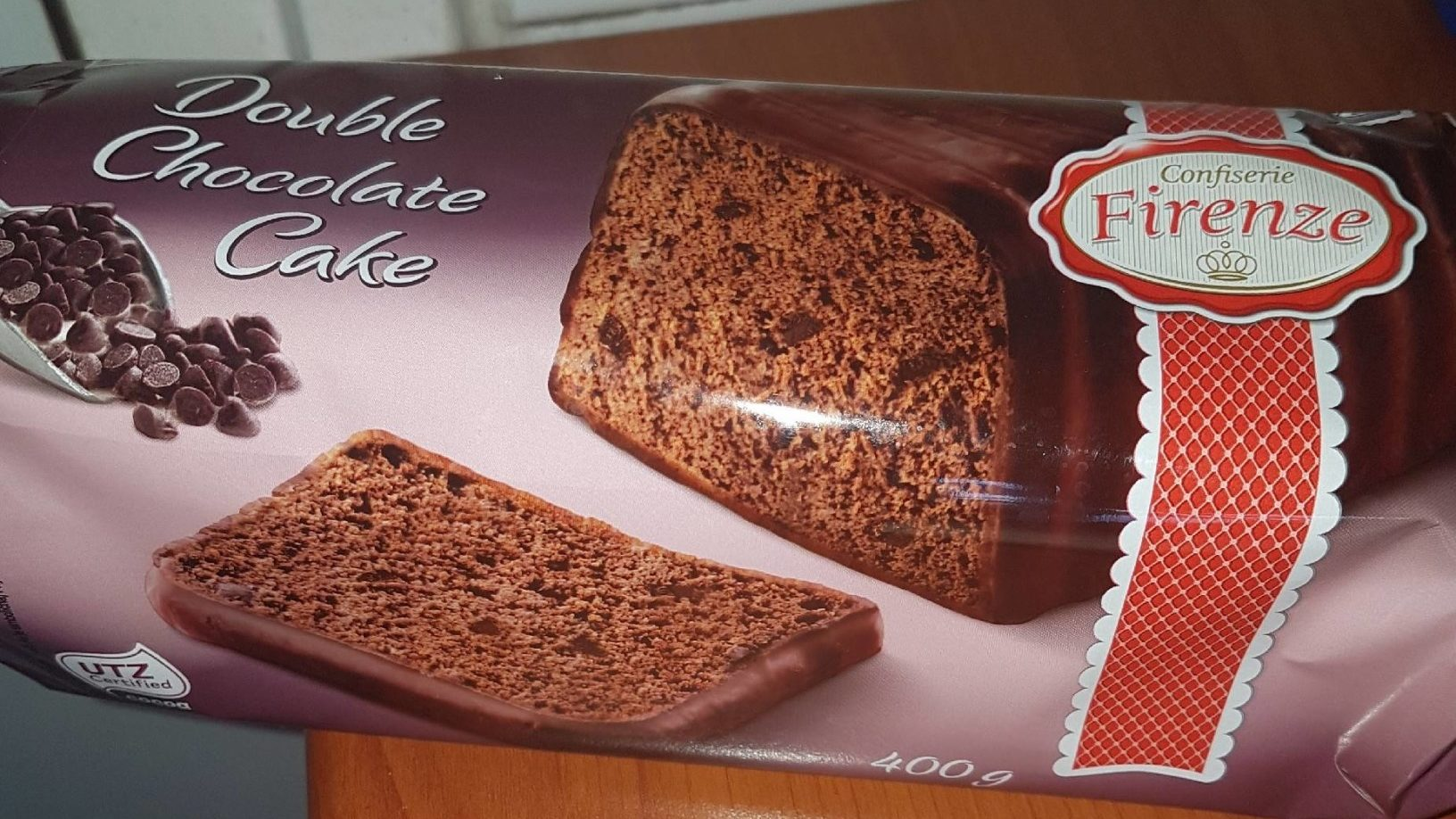 Double Chocolate Cake - Product