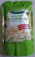 Mildes Weinsauerkraut - Produit - de