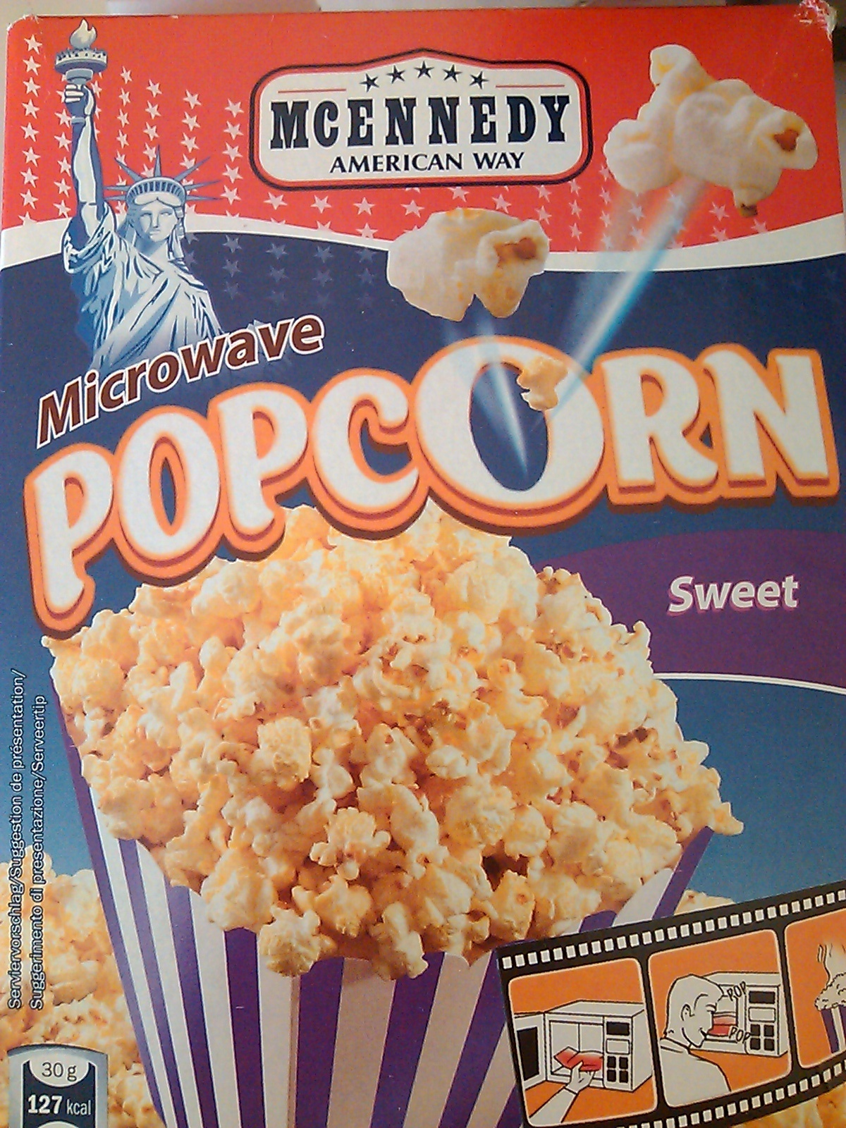 PopCorn - Produkt