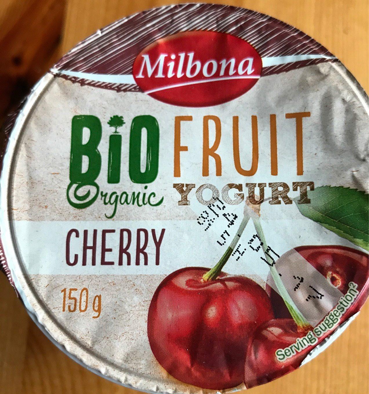 BioFruit yogurt Cherry - Produit - fr