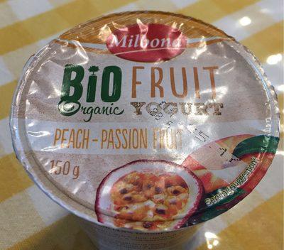 Fruit Yogurt Pêche - Fruit de la passion - Producto