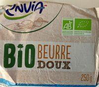Beurre doux Bio - Producto - es