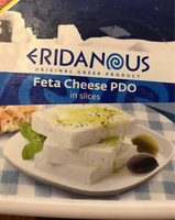 Feta cheese PDO - Product - fr