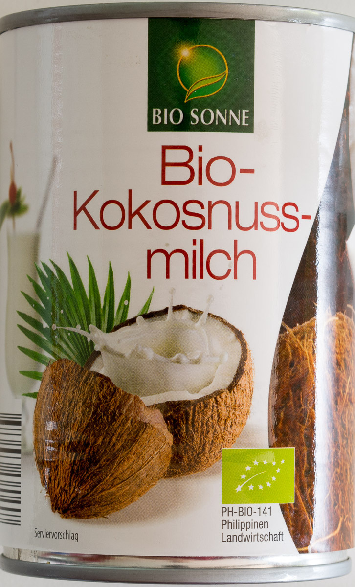 Bio-Kokusnussmilch - Product - de