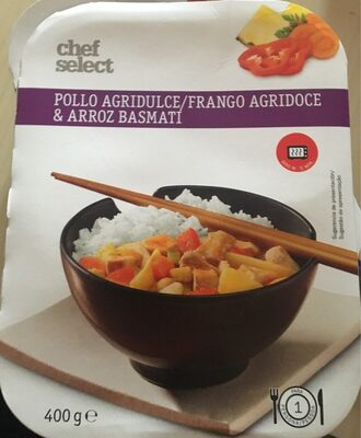 Pollo agridulce - Produkt - de