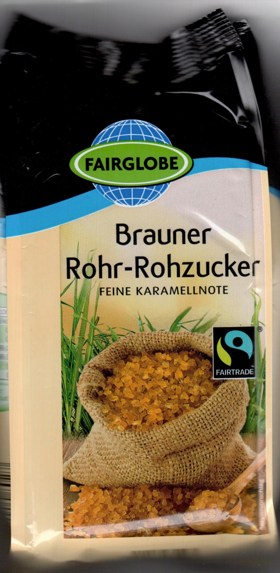 Brauner Rohr-Rohzucker - Product - de