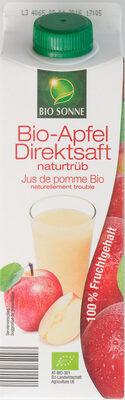 Bio-Apfel Direktsaft - Produkt