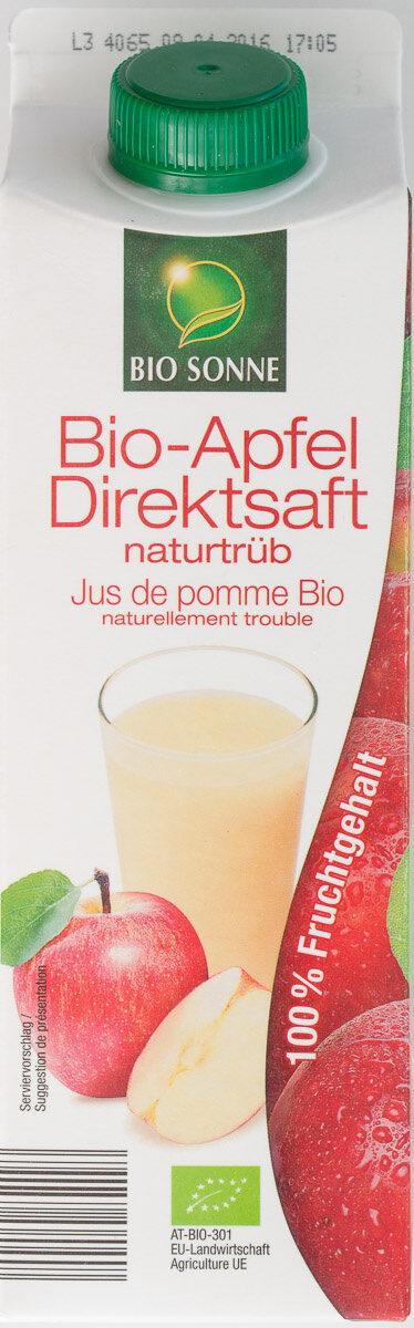 Jus de pomme Bio naturellement - Product - fr