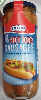 Hot Dog Sausages - Produkt - fr
