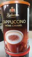 Cappuccino arôme Caramel - Produit - fr