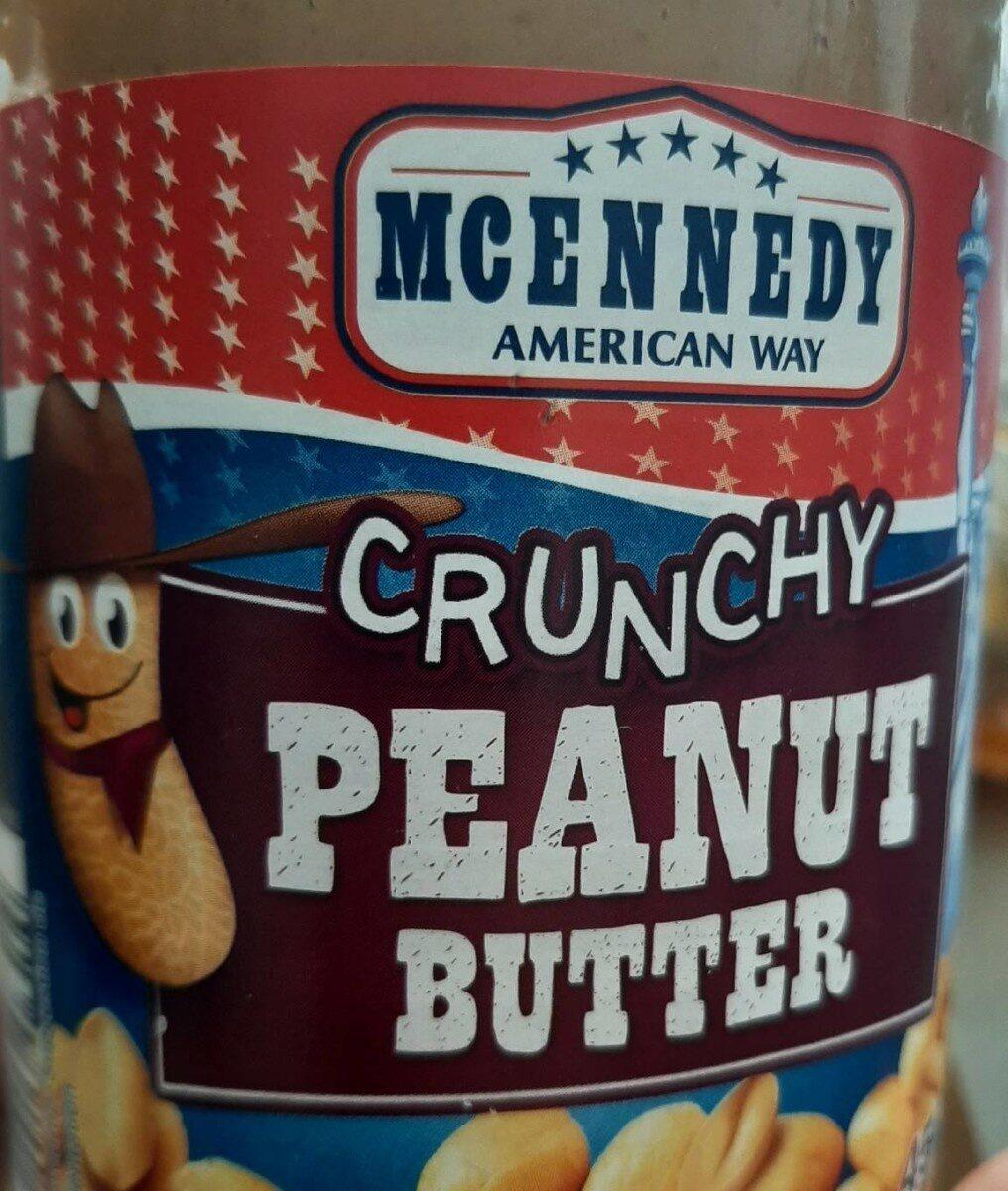 Crunchy Pernaut butter - Product - en