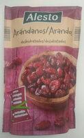 Cranberries getrocknet & gesüßt - Producto - es