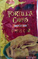 Tortilla Chips Sweet & Sour - Produit