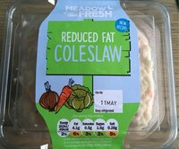 Reduced Fat Coleslaw - Product