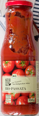 Bio-Passata - Produkt